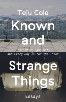 Known and Strange Things, Teju Cole
