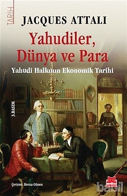 Yahudiler, Dünya ve Para, Jacques Attali