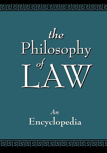 The Philosophy of Law, Gray, Christopher