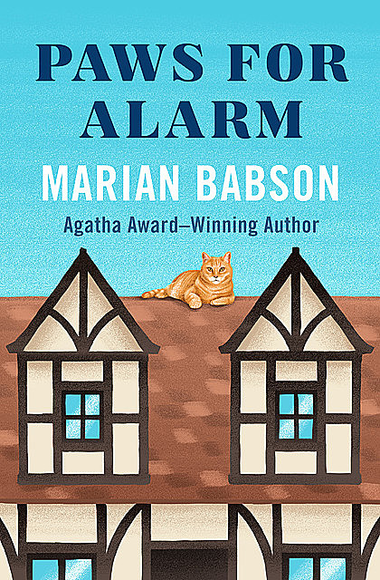 Paws for Alarm, Marian Babson