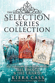 The Selection Series 3-Book Collection, Kiera Cass