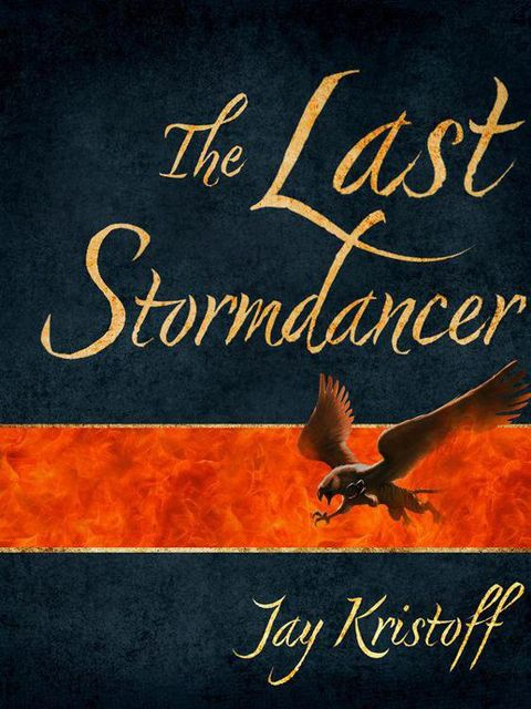 The Last Stormdancer, Jay Kristoff