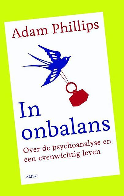 In onbalans, Adam Phillips