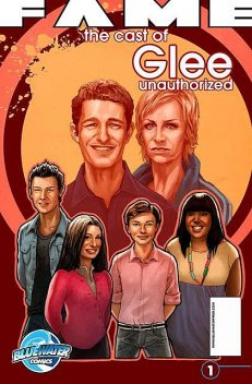 FAME: The Cast of Glee #1, C.W.Cooke