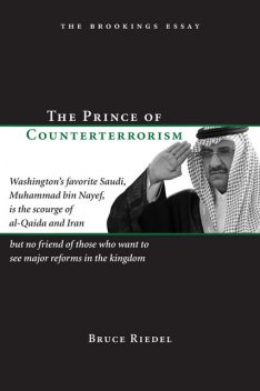 The Prince of Counterterrorism, Bruce Riedel