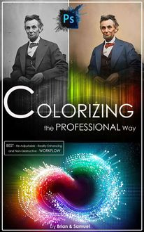 COLORIZING the Professional Way, Brian