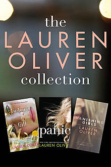 The Lauren Oliver Collection, Lauren Oliver