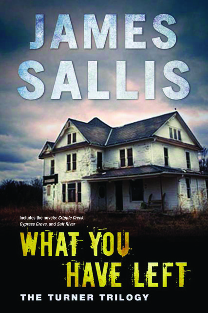 What You Have Left, James Sallis