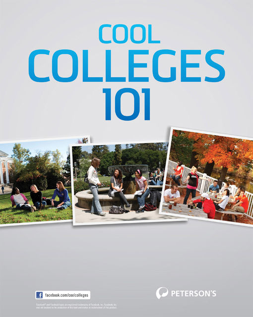 Cool Colleges 101 National Edition, Peterson's