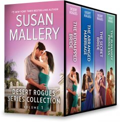 The Desert Rogues Series Collection Volume 1, Harlequin