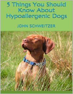 5 Things You Should Know About Hypoallergenic Dogs, John Schweitzer