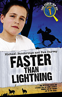 Faster Than Lightning, Michael Panckridge, Pam Harvey