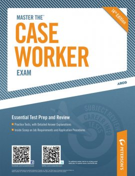 Master the Case Worker Exam, Peterson's