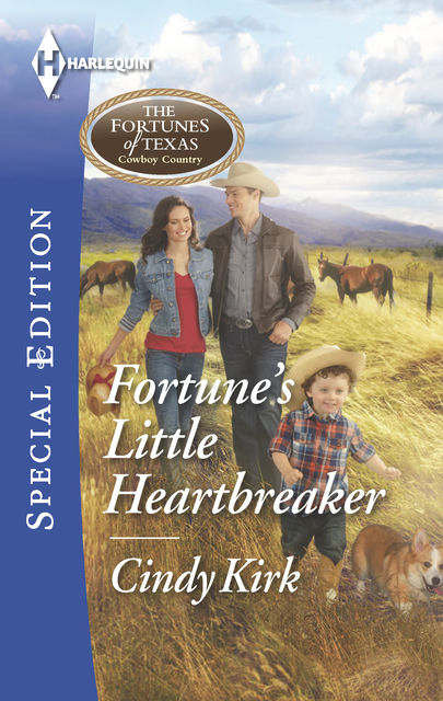 Fortune's Little Heartbreaker, Cindy Kirk