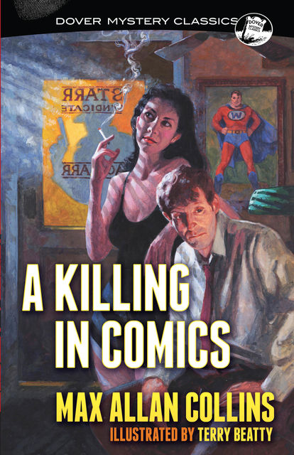 A Killing in Comics, Max Allan Collins