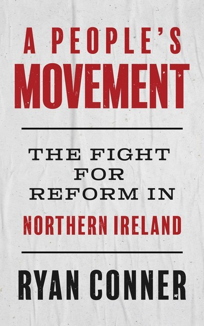 A People's Movement, Ryan Conner