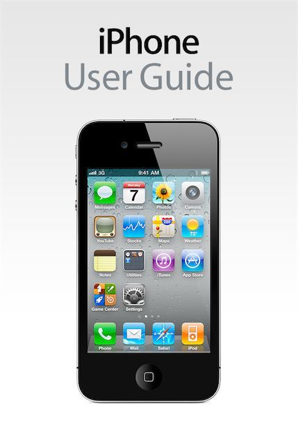 iPhone User Guide, Apple Inc.
