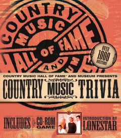 Country Music Trivia and Fact Book, Country Music Hall of Fame, Ernie Couch