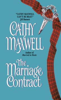 The Marriage Contract, Cathy Maxwell