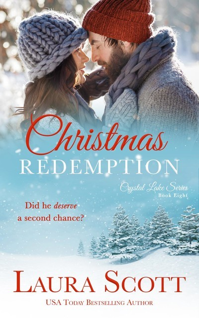 Christmas Redemption, Laura Scott