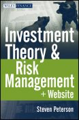 Investment Theory and Risk Management, Steven Peterson