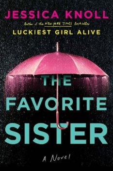 The Favorite Sister, Jessica Knoll