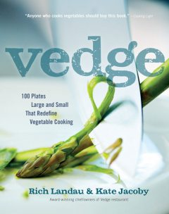 Vedge, Kate Jacoby, Rich Landau