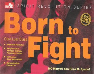 BORN TO FIGHT, MC MARYATI