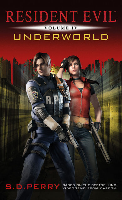 Resident Evil: Underworld, S.D.Perry