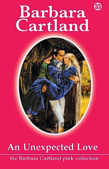 An Unexpected Love, Barbara Cartland