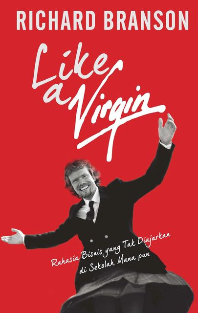 Like a Virgin, Richard Branson