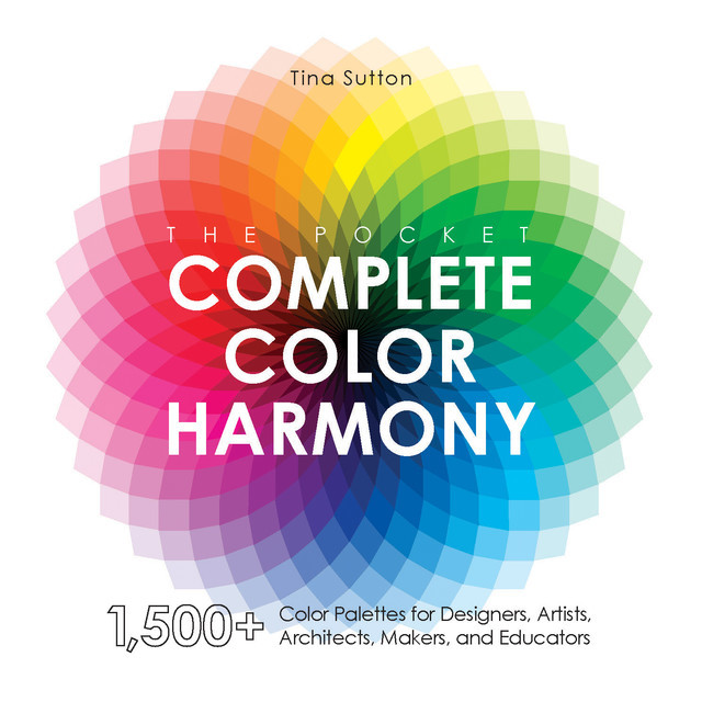 The Pocket Complete Color Harmony, Tina Sutton