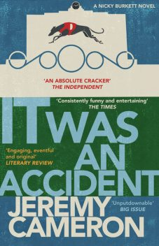 It Was An Accident, Jeremy Cameron