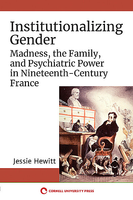 Institutionalizing Gender, Jessie Hewitt