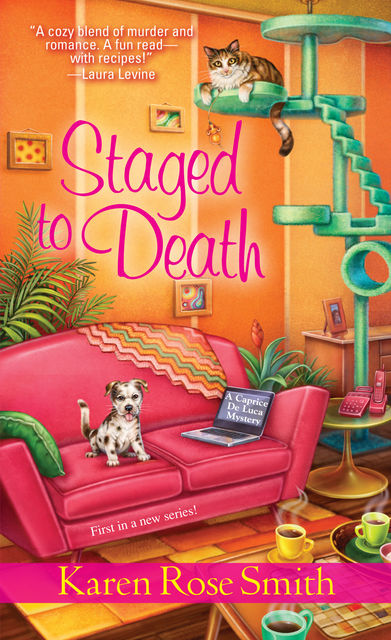Staged to Death, Karen Smith