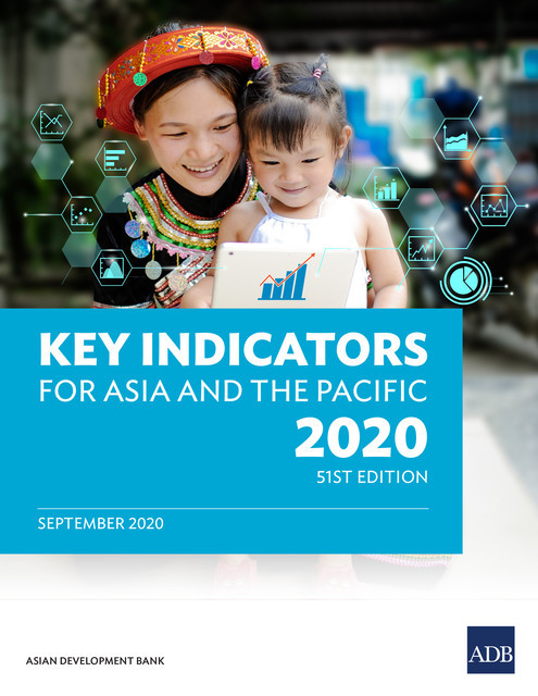 Key Indicators for Asia and the Pacific 2020, Asian Development Bank
