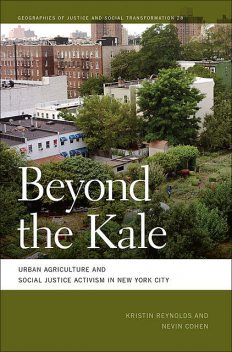 Beyond the Kale, Kristin Reynolds, Nevin Cohen