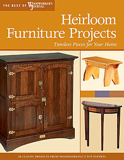Heirloom Furniture Projects, Not Available