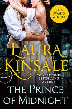 The Prince of Midnight, Laura Kinsale