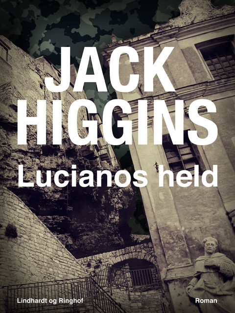Lucianos held, Jack Higgins
