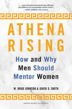 Athena Rising, David Smith, W. Brad Johnson