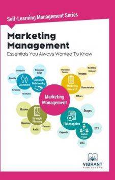 Marketing Management Essentials You Always Wanted To Know, Vibrant Publishers