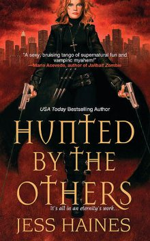 Hunted By The Others, Jess Haines