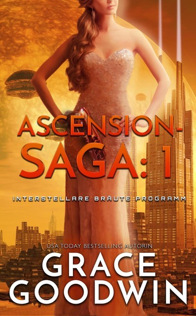 Ascension-Saga 1, Grace Goodwin