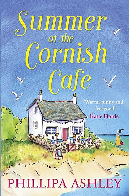 Summer at the Cornish Cafe, Phillipa Ashley