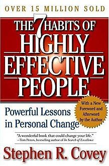 Seven Habits of Highly Effective People, Stephen Covey