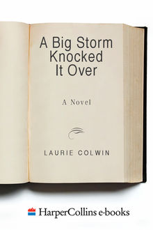A Big Storm Knocked It Over, Laurie Colwin