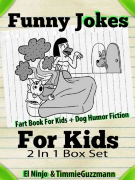 Gross Out Book: Funny Kids Books Ages 4–10, El Ninjo