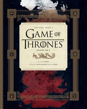 Inside HBO's Game of Thrones, C.A. Taylor