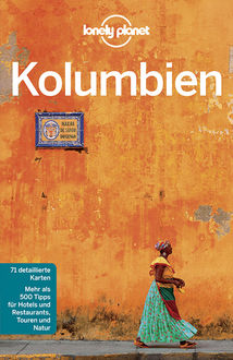 Lonely Planet Reiseführer Kolumbien, Power Mike, Alex Egerton, Kevin Raub